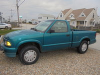 1996 GMC Sonoma Picture Gallery