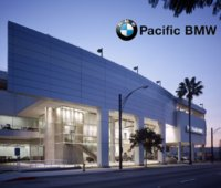 Pacific BMW logo