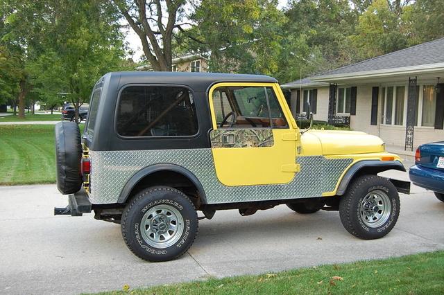Picture of 1984 Jeep CJ7