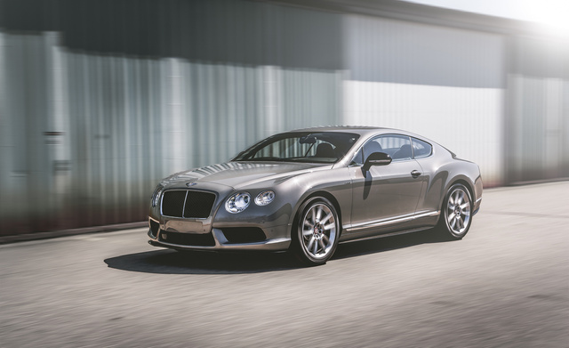 Picture of 2015 Bentley Continental GT V8 AWD, exterior, gallery_worthy