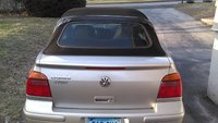 Picture of 2001 Volkswagen Cabrio 2 Dr GLX Convertible, exterior