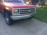 Picture of 1989 Chevrolet C/K 2500 Cheyenne Standard Cab LB, exterior