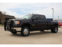 Picture of 2009 GMC Sierra 3500HD SLT Crew Cab 4WD, exterior, gallery_worthy