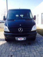 Picture of 2010 Mercedes-Benz Sprinter 2500 144 WB Passenger Van, exterior