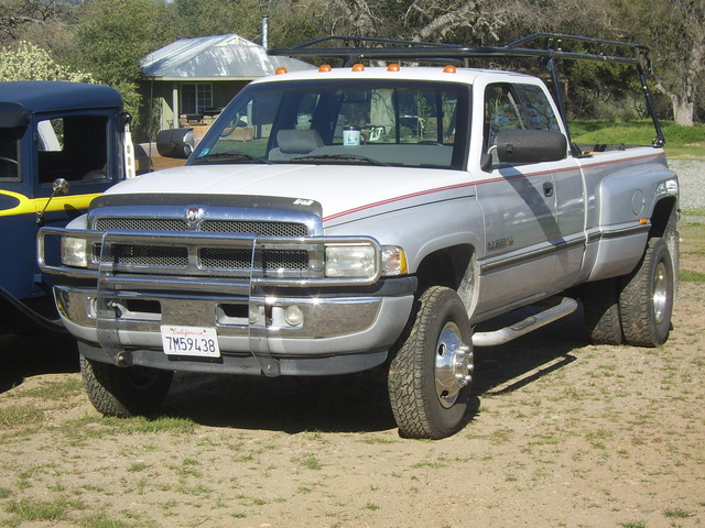 Picture of 1996 Dodge Ram 3500 Laramie SLT 4WD Extended Cab LB