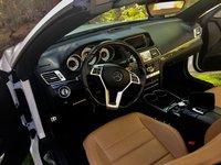 Picture of 2015 Mercedes-Benz E-Class E550 Cabriolet, interior