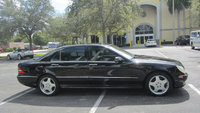 Picture of 2001 Mercedes-Benz S-Class S430, exterior