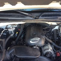 Picture of 2002 Chevrolet Silverado 2500HD 4 Dr LT Crew Cab SB HD, engine