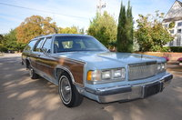 1988 Mercury Grand Marquis Overview