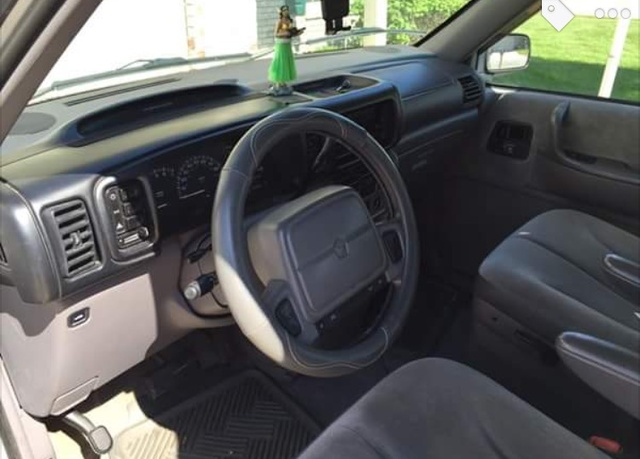 Picture of 1994 Plymouth Voyager SE, interior