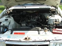 Picture of 1988 Volvo 240 DL, engine