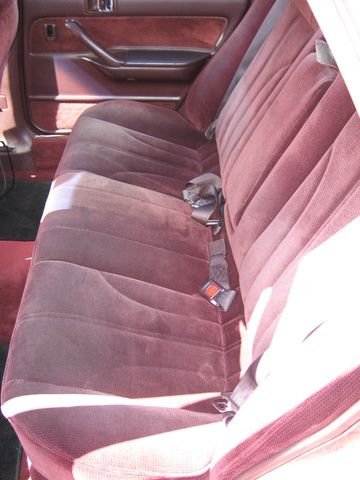 Picture of 1988 Toyota Camry LE All Trac, interior