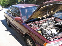 Picture of 1988 Toyota Camry LE All Trac, engine