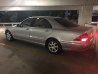 Picture of 2001 Mercedes-Benz S-Class S500, exterior