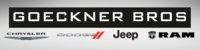 Goeckner Bros Chrysler Dodge Jeep Ram logo