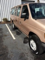 Picture of 1996 Ford E-350 XL Club Wagon Passenger Van, exterior