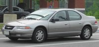 Picture of 1998 Chrysler Cirrus 4 Dr LXi Sedan, exterior