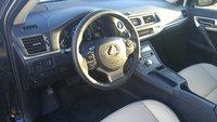 Picture of 2016 Lexus CT 200h FWD, interior