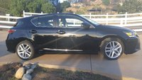 Picture of 2016 Lexus CT 200h FWD, exterior