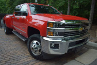 Picture of 2015 Chevrolet Silverado 3500HD Work Truck Crew Cab RWD, exterior, gallery_worthy