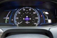 Interior of 2017 Honda Accord Hybrid, interior