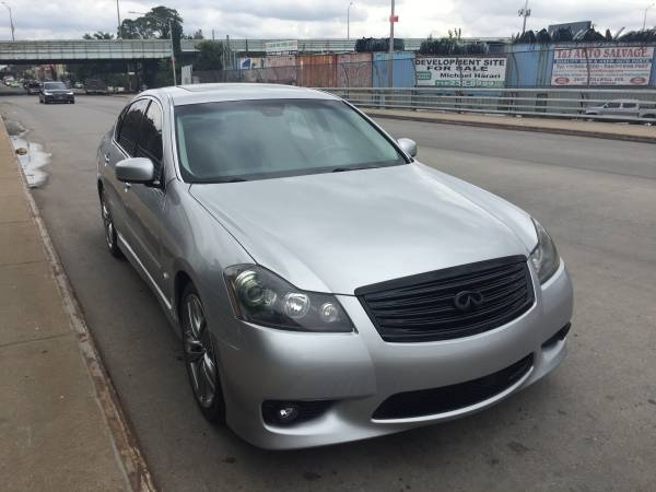 Picture Of 2008 INFINITI M45 X AWD Exterior Gallery Worthy