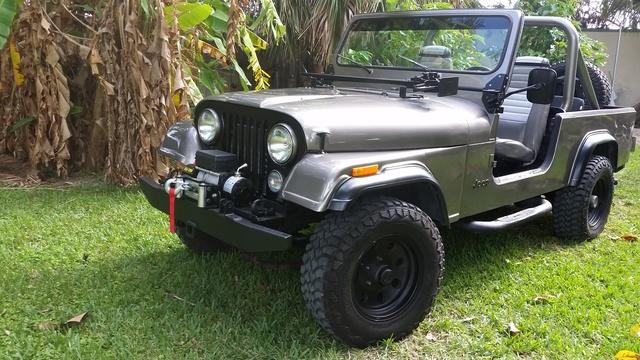 Picture of 1982 Jeep CJ7