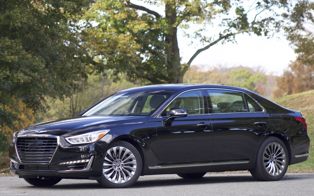 2017 genesis g90 for sale in dallas tx cargurus. Black Bedroom Furniture Sets. Home Design Ideas