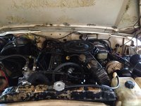 Picture of 1983 Jeep Wagoneer Brougham 4WD, engine