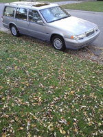 Picture of 1996 Volvo 960 Wagon, exterior