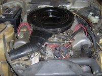 Picture of 1973 Mercedes-Benz SL-Class 450SL, engine