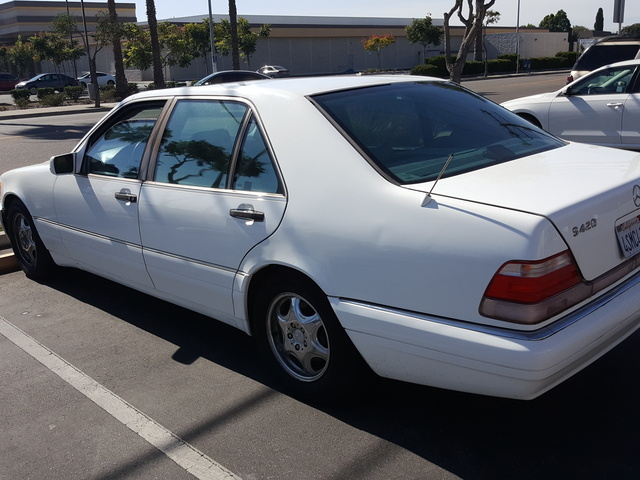 1997 mercedes benz s class pictures cargurus for Mercedes benz s 420