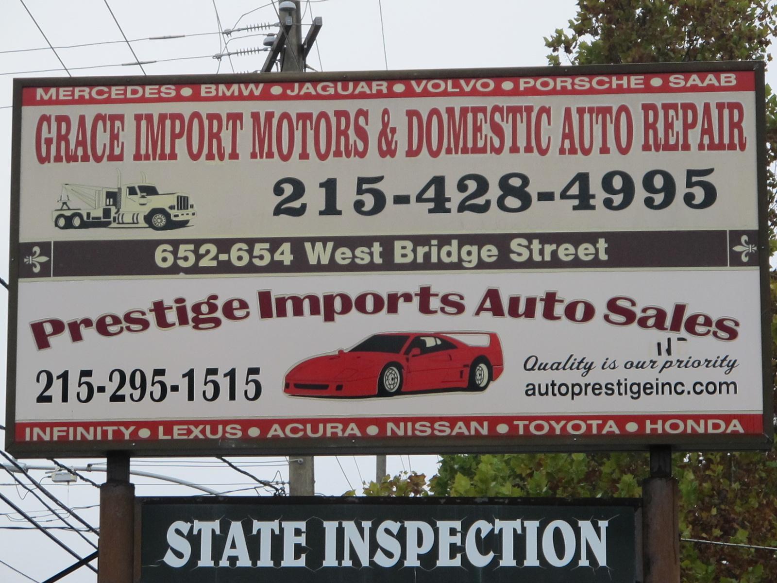 Prestige Imports Auto Sales Morrisville PA Read Consumer reviews