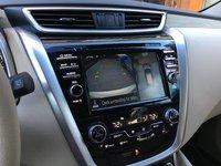 Picture of 2016 Nissan Murano SL, interior