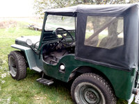 1954 Jeep CJ-5 Overview