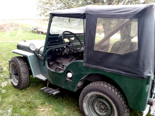 Picture of 1954 Jeep CJ5