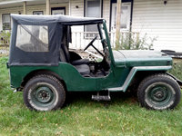 Picture of 1954 Jeep CJ-5, exterior, gallery_worthy