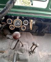 Picture of 1954 Jeep CJ5, interior