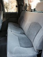 Picture of 2002 Chevrolet Silverado 2500 4 Dr LS 4WD Extended Cab SB, interior