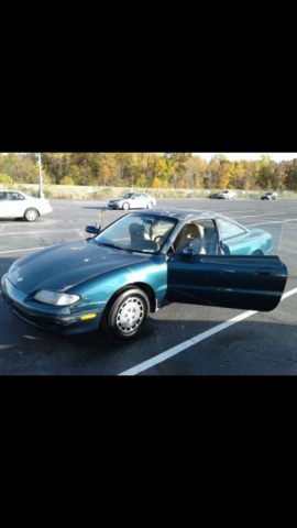Picture of 1995 Mazda MX-6 2 Dr LS Coupe