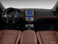 Picture of 2010 Hyundai Veracruz Limited, interior