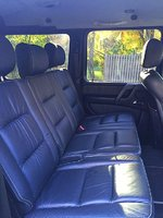 Picture of 2005 Mercedes-Benz G-Class G 55 AMG Grand Edition, interior