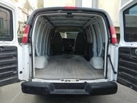 Picture of 2008 Chevrolet Express Cargo 1500, interior
