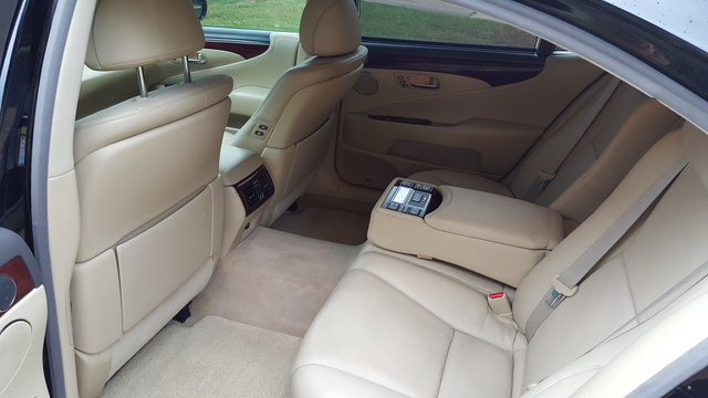 Picture Of 2008 Lexus LS 460 L RWD, Interior, Gallery_worthy