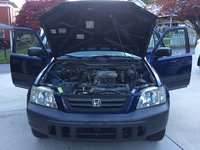 Picture of 1997 Honda CR-V LX AWD, engine