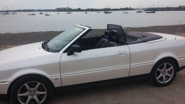Picture of 1994 Audi Cabriolet 2 Dr STD Convertible