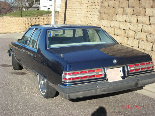 Picture of 1979 Pontiac Bonneville