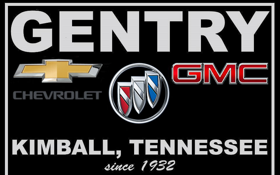 Chattanooga Ford Dealers >> Gentry Chevrolet, Buick, GMC, Inc. - South Pittsburg, TN ...