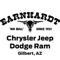 Earnhardt Chrysler Jeep Dodge RAM logo