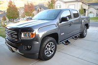 Picture of 2016 GMC Canyon SLE Crew Cab 4WD, exterior, gallery_worthy